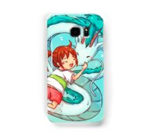 Spirited Away phone case  Samsung Galaxy Case/Skin