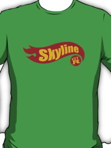 Skyline hot wheels T-Shirt