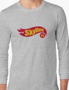 Skyline hot wheels Long Sleeve T-Shirt