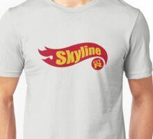 Skyline hot wheels Unisex T-Shirt