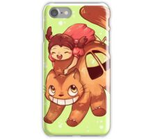 May and Catbus Phone case  iPhone Case/Skin