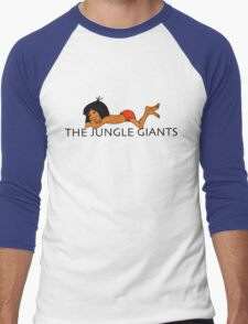 The Jungle Giants and Mowgli Men's Baseball ¾ T-Shirt
