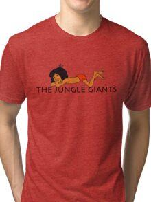 The Jungle Giants and Mowgli Tri-blend T-Shirt
