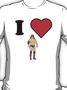 I Heart Wrestling T-Shirt