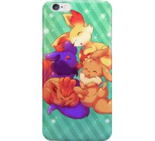 Fox pokemon phone case  iPhone Case/Skin