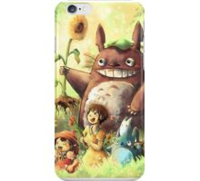 totoro phone case  iPhone Case/Skin