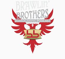 Brawling Brothers Design 2 Men's Baseball ¾ T-Shirt