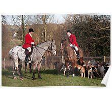 Suffolk hunt #1 Poster