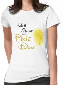 a little faith Womens Fitted T-Shirt