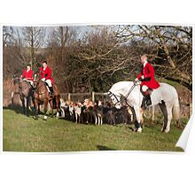 Suffolk hunt #4 Poster