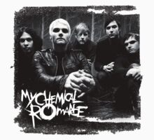 MCR - My Chemical Romance. by EllieTheZombie