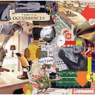 Public Occurrences ~ Dont Panic Here's Another Dialog Map. by Andreav Nawroski