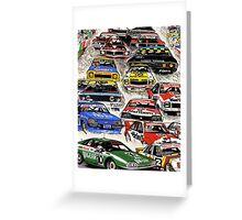 Bathurst Greats Greeting Card