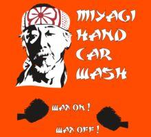 Miyagi's hand wax by CaptMoose