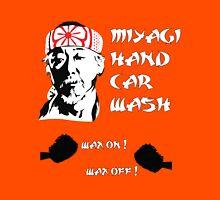Miyagi's hand wax Unisex T-Shirt