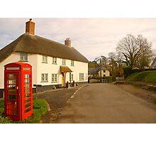 East Devon, Rural (Talaton) Photographic Print