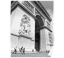 L'Arc de Triomphe Poster