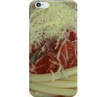 Maccaroni iPhone Case/Skin