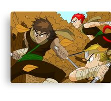 Raiden Legacy - Autumn Ninjas Canvas Print