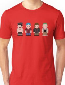 Red Hot Chili Peppers Pixel Art Unisex T-Shirt