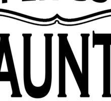 Super Cool Aunt  Sticker
