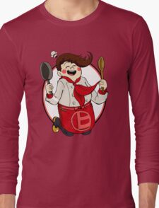 Teruteru Hanamura Long Sleeve T-Shirt