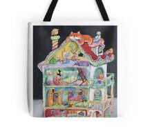 Magical Doll House Tote Bag