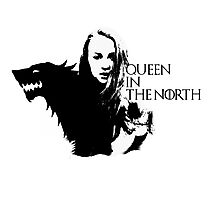 Sansa Stark, Queen In The North Photographic Print