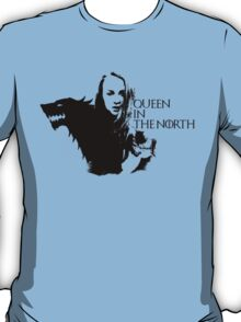 Sansa Stark, Queen In The North T-Shirt