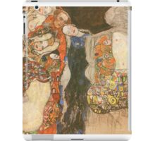 The Bride by Klimt iPad Case/Skin