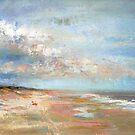 Tybee Island Approaching Storm by Cameron Hampton