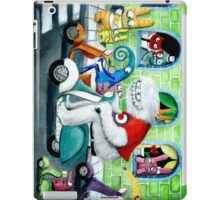 Scooter rally - Yeti and Co. iPad Case/Skin