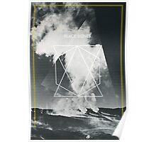 Black Dunes Poster