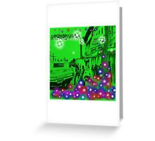 richard h. kirk reality is opposite Greeting Card