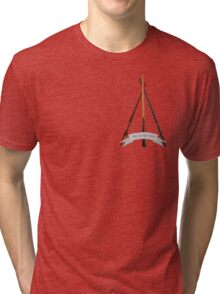 The Silver Trio Tiny Tri-blend T-Shirt