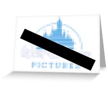 Logo Censored Greeting Card
