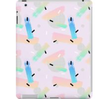 Pink Retro iPad Case/Skin