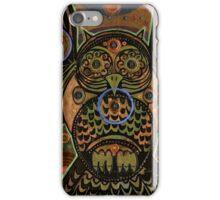 Big Bronze Owl iPhone Case/Skin