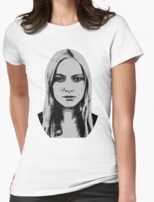 Etta Bishop Womens Fitted T-Shirt