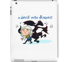 A Dance With Dragons iPad Case/Skin