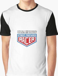 Vintage racing chronograph logo 2 Graphic T-Shirt
