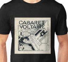 cabaret voltaire extended play Unisex T-Shirt