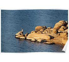 El Capitan Reservoir, San Diego County, California, 6 Poster