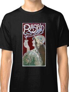 Rajah by Henri Privat-Livemont (Reproduction) Classic T-Shirt