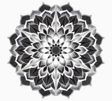 Mandala Hex Inv 1 One Piece - Long Sleeve