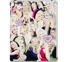 Jennifer Morrison Collage iPad Case/Skin