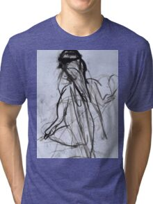 Figure Study Tri-blend T-Shirt