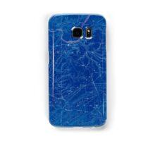 USGS TOPO Map Alabama AL Gadsden 305842 1888 125000 Inverted Samsung Galaxy Case/Skin