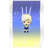Chibi Sailor Uranus Poster