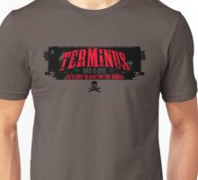 Terminus Bar•B•Que - Come Join Us for Dinner Unisex T-Shirt